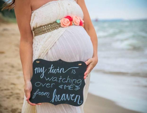 maternity twin